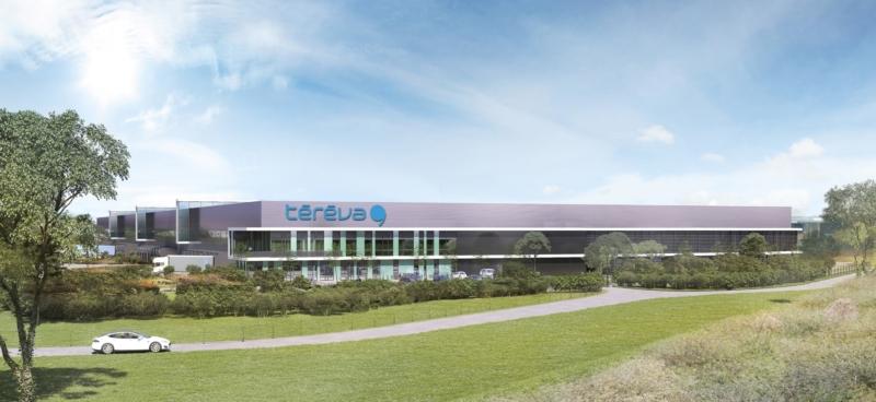 Jmg partners va co-réaliser avec longbow sa une plate-forme de 35 000 m²  acquise par argan en vue de l'implantation de téréva à proximité de l'aéroport saint exupéry à lyon