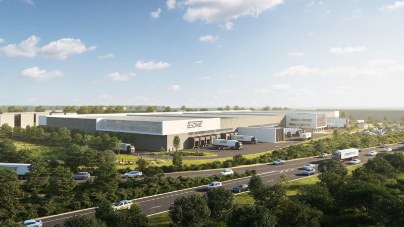 LaSalle : 33.500 m² de JMG Partners à Tigery (91)